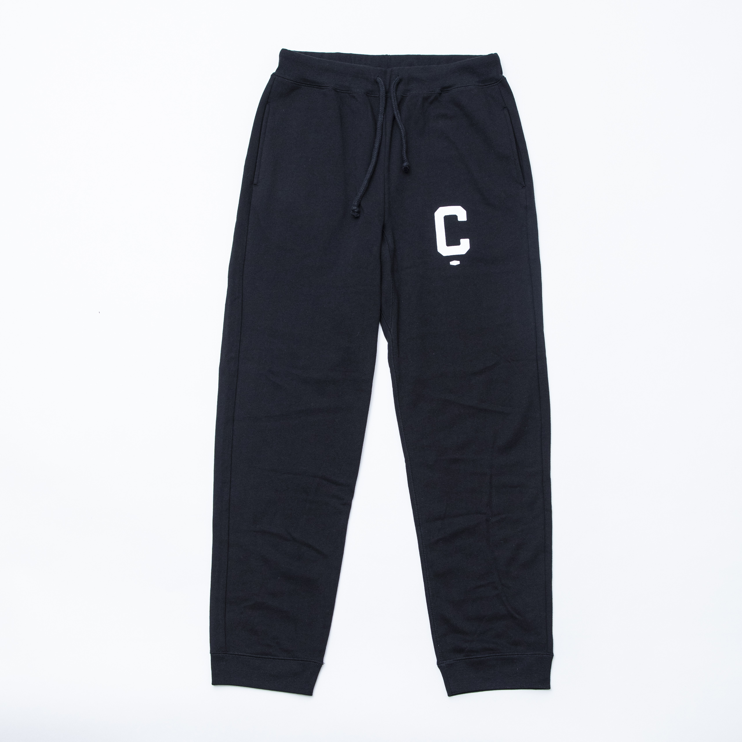 Big C Sweat pants BLACK