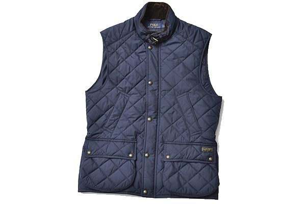 POLO Ralph lauren sizeM baccing vest