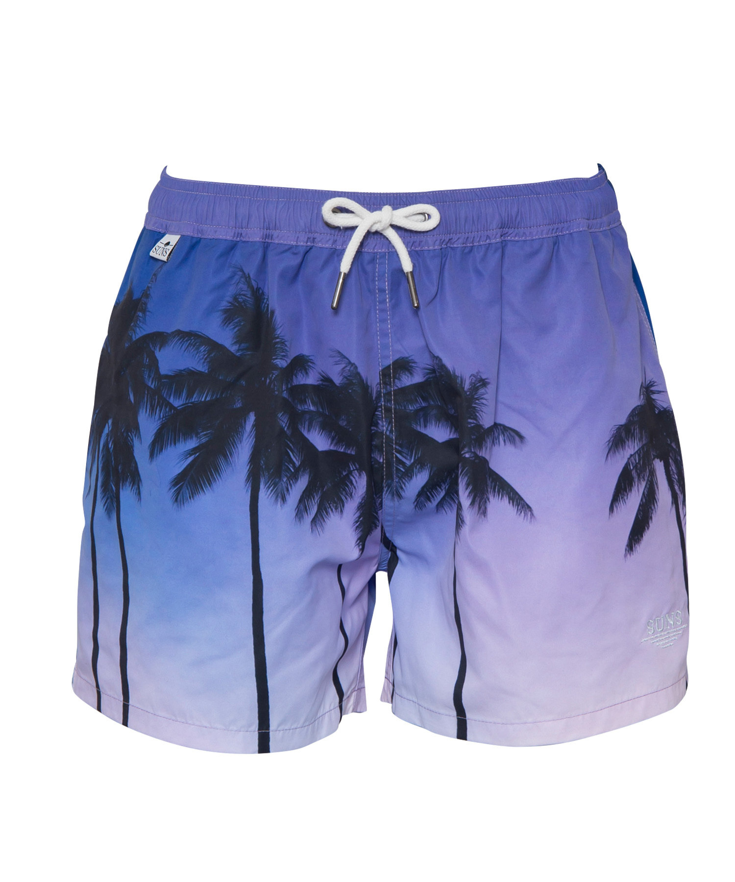 SUNS SUNSET PHOTO SWIM SHORTS[RSW018]