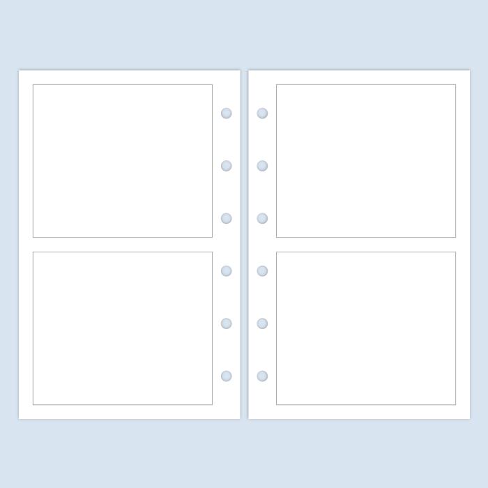 2つの四角/ミニ6