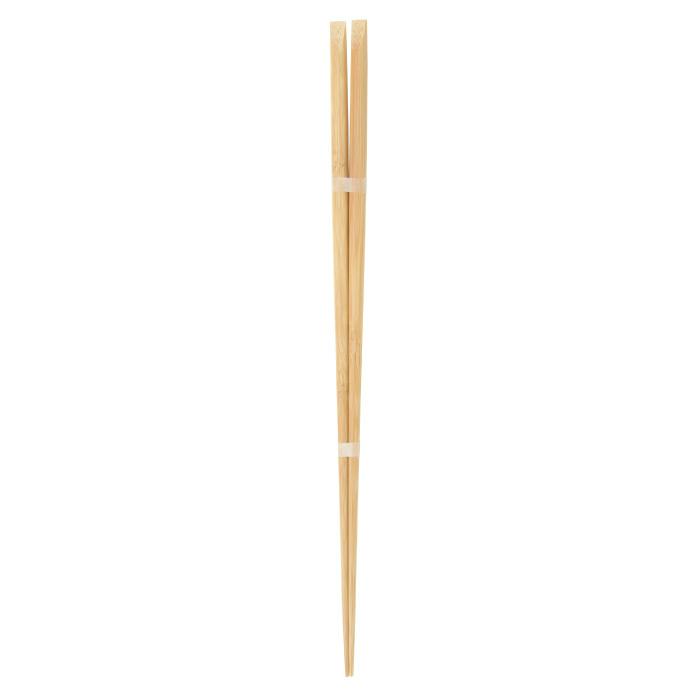 白竹盛付け箸 【47-135】