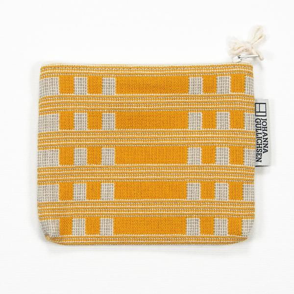 JOHANNA GULLICHSEN Purse Tithonus Yellow