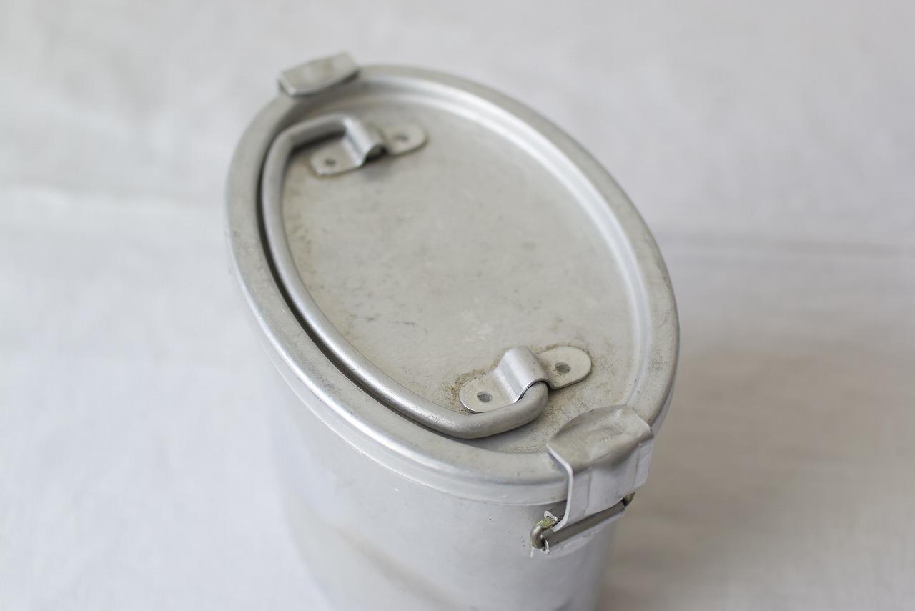 アルミ2段弁当箱