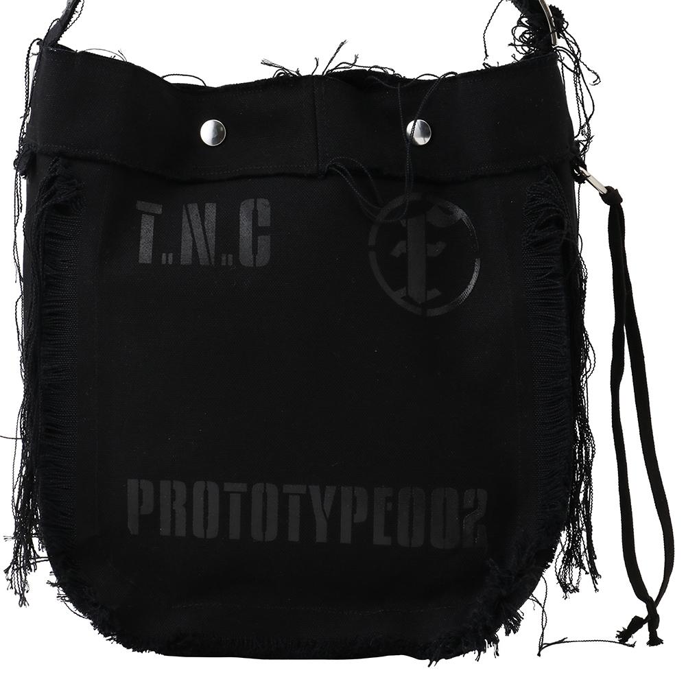 "Shoulder Bag ""Prototype002"" - Black - 画像2"
