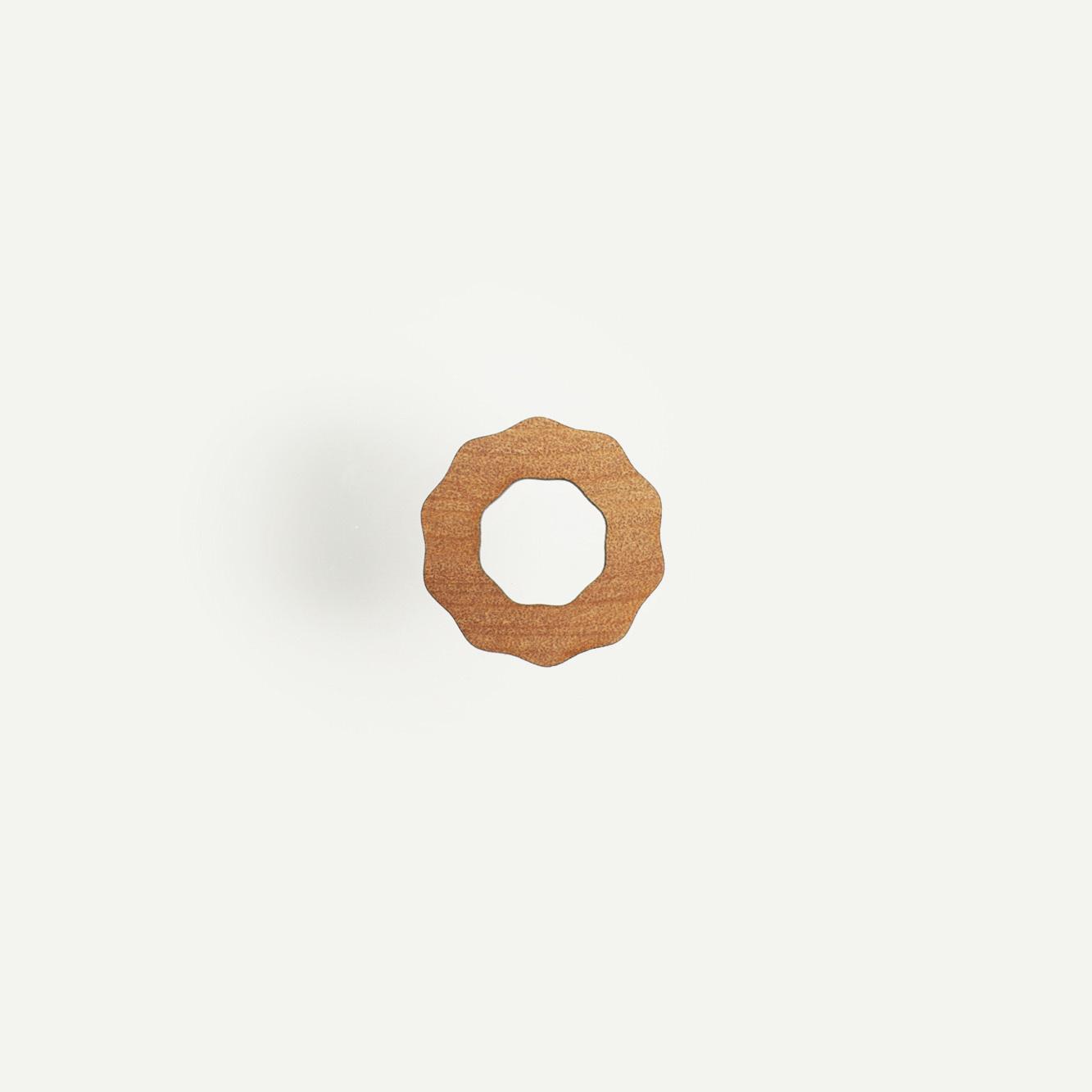 brooch donut / ドーナツブローチ