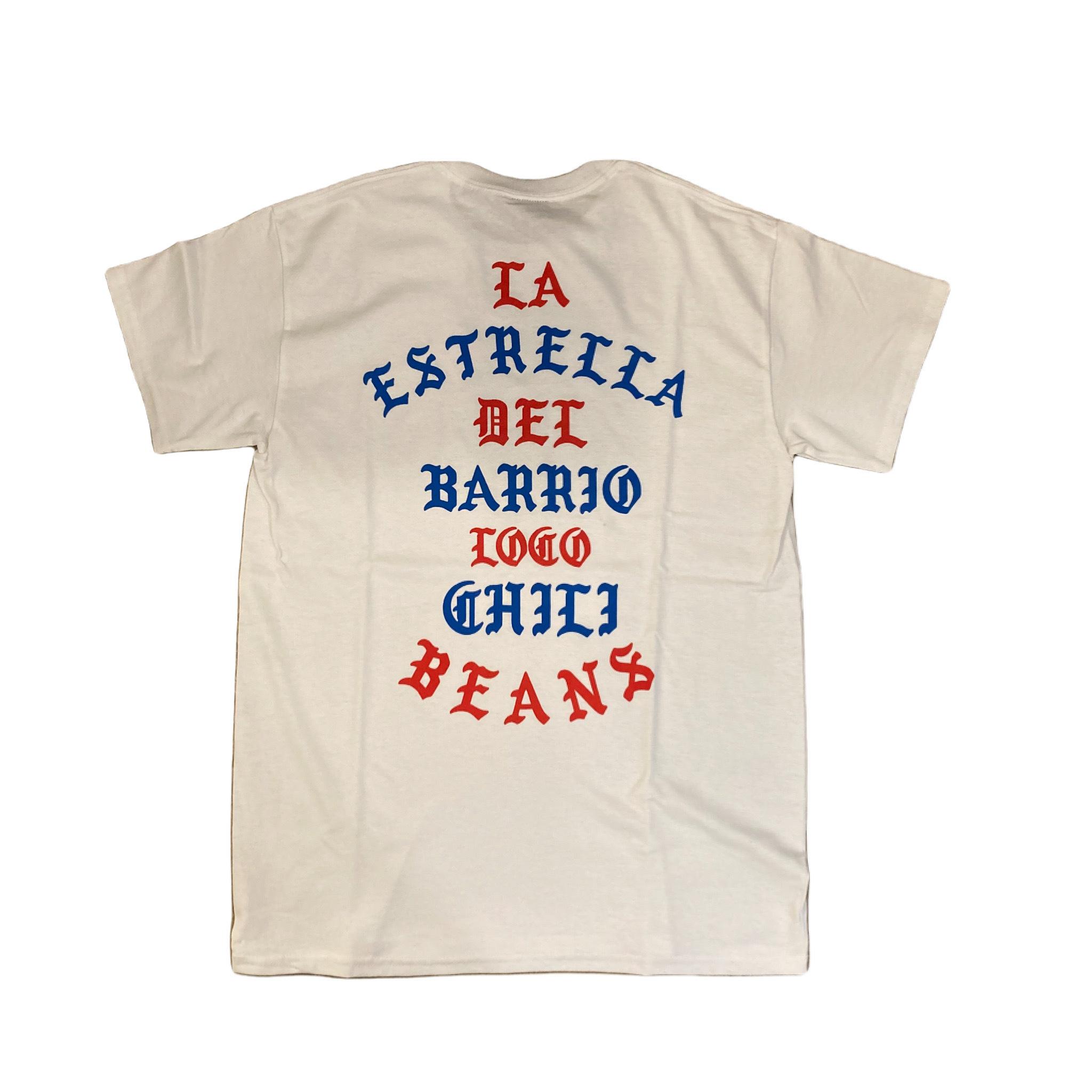 CHILI BEANS #La Estrella Del Barrio Tee La
