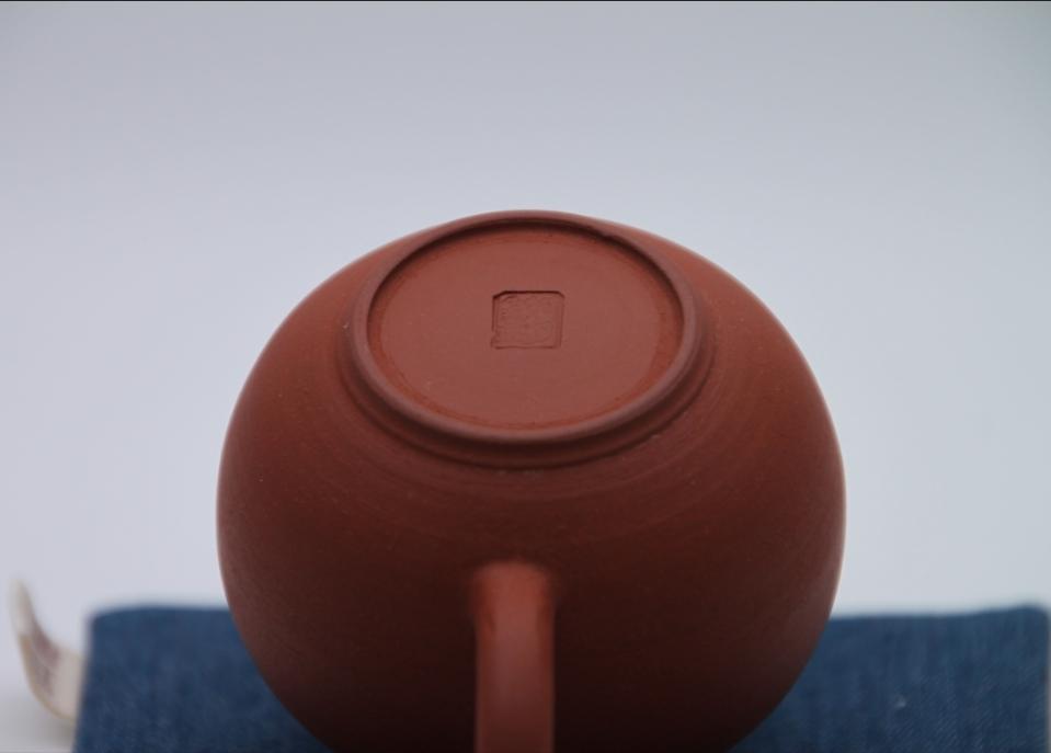 《台湾の急須》茶壺・後手