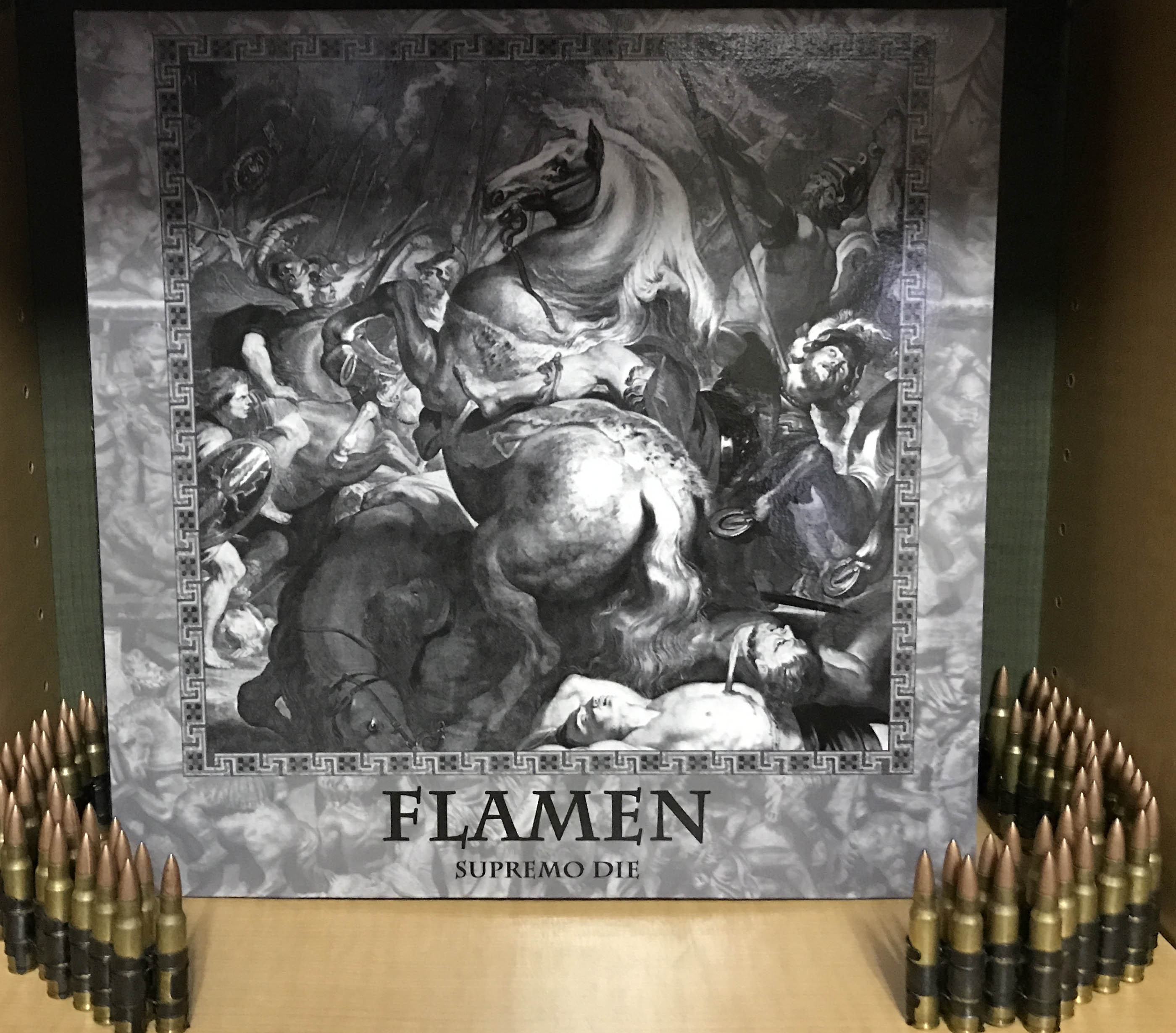 "Flamen ""Supremo Die (12"" vinyl盤)"""