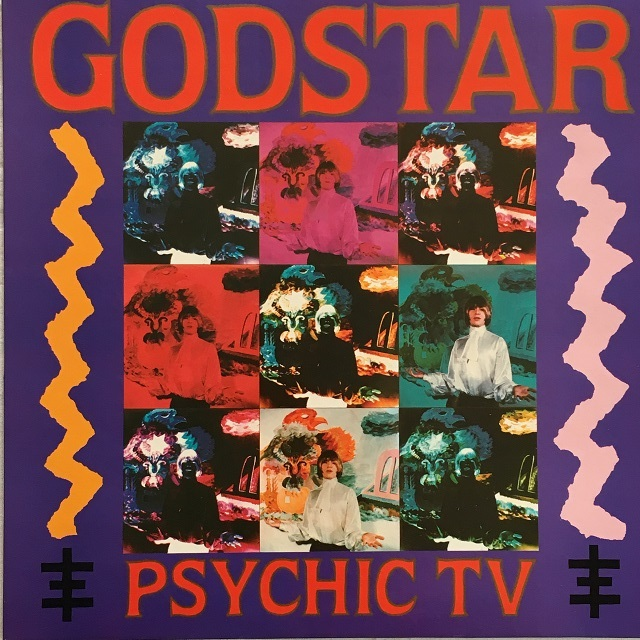 【12inch・英盤】Psychic TV & The Angels Of Light / Godstar