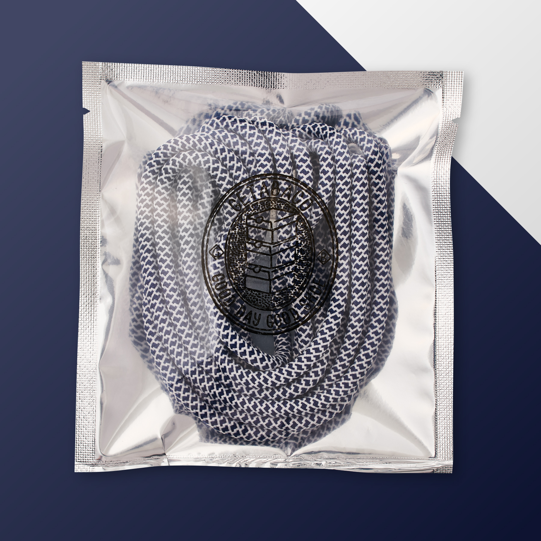 ROPE LACE [NAVY]
