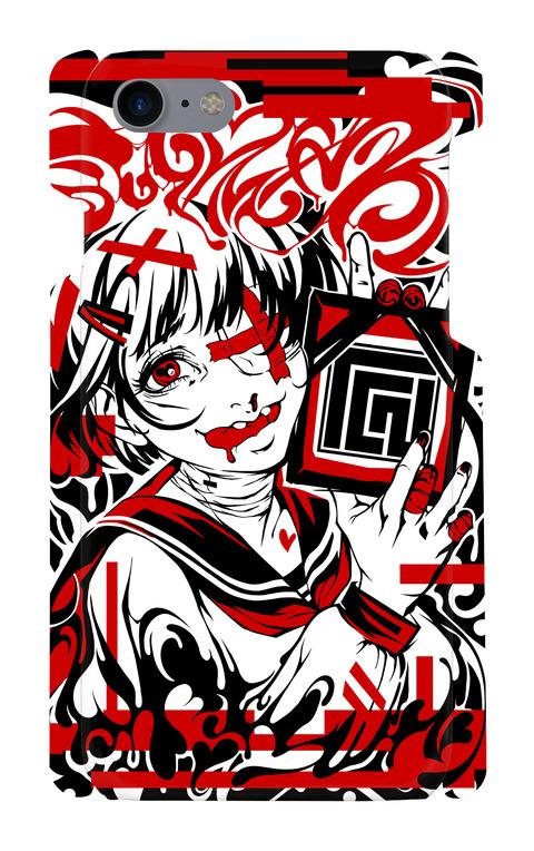 (iPhone7/8)Tシャツ図柄