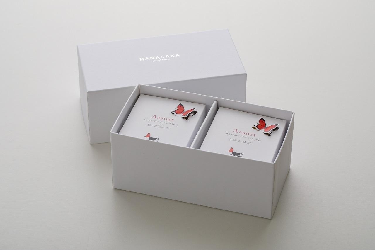 BUTTERFLY TEA / 2箱セット