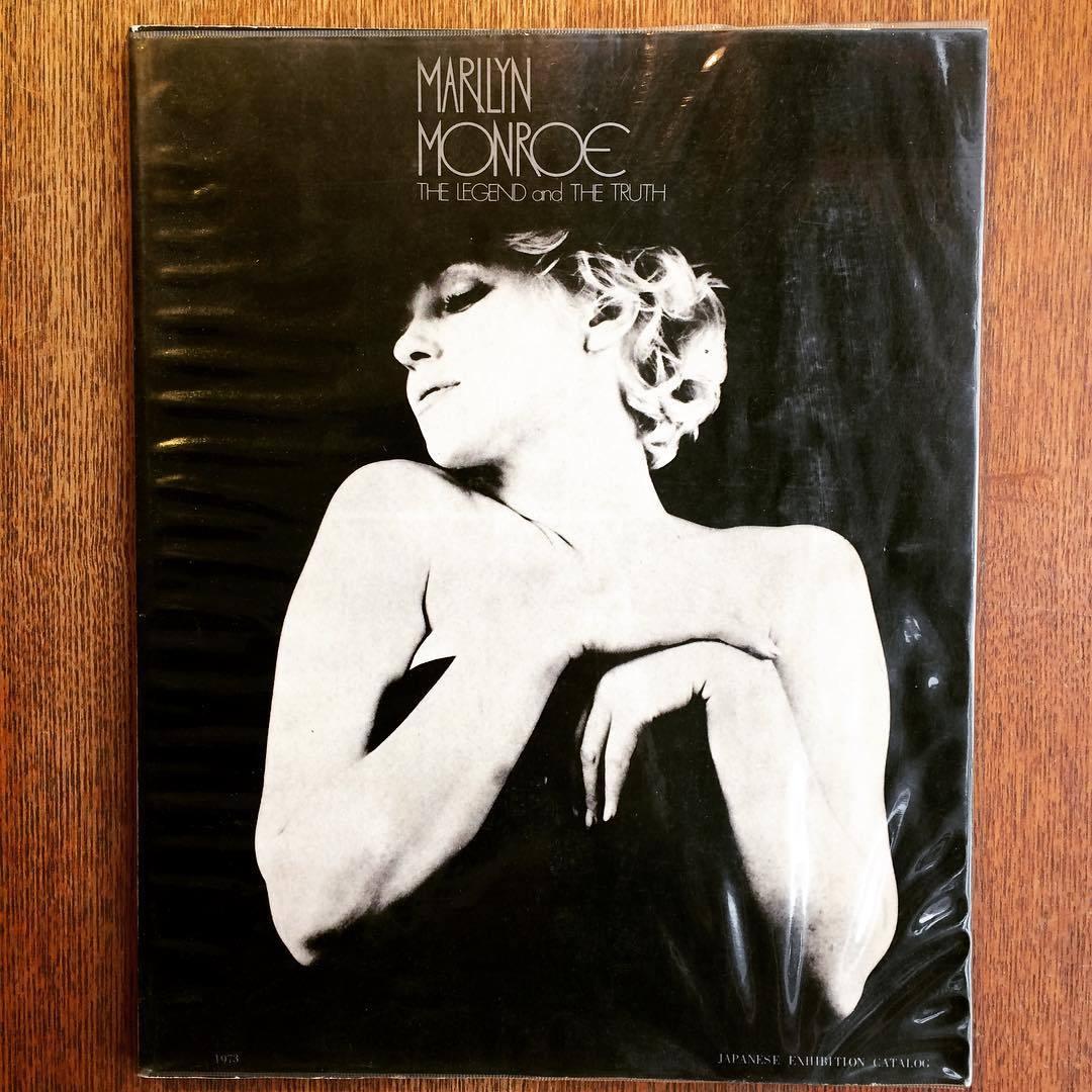 写真集「帰らざる金髪 マリリン・モンロー」 - 画像1