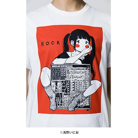 浅野いにお 描き下ろし シンセガール / rockin'star ( ロッキンスター )