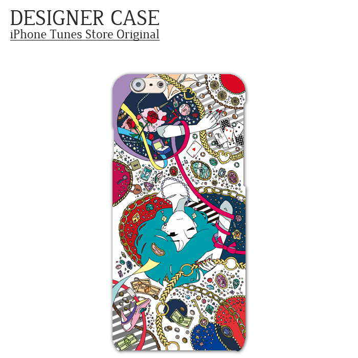 iPhone6 Hard case [DESIGN CONTEST2015 010 ]