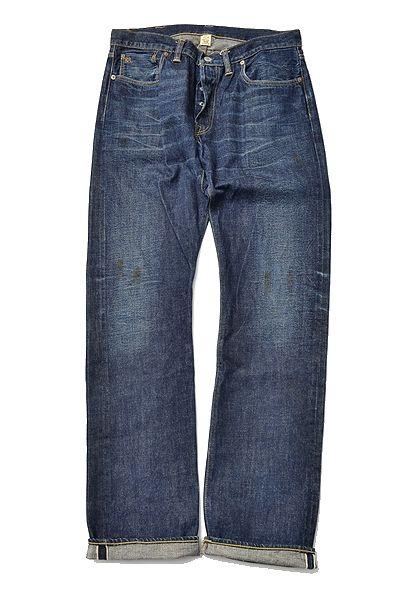 RRL size35 made in USA indigo denim/Ralph Lauren