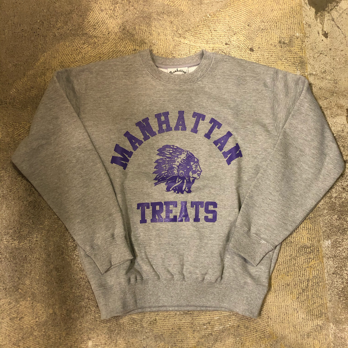 MANHATTAN TREATS #Indian Treats Sweat Shirt