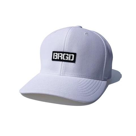 BRGD LOGO COOL&DRY CAP - WHITE