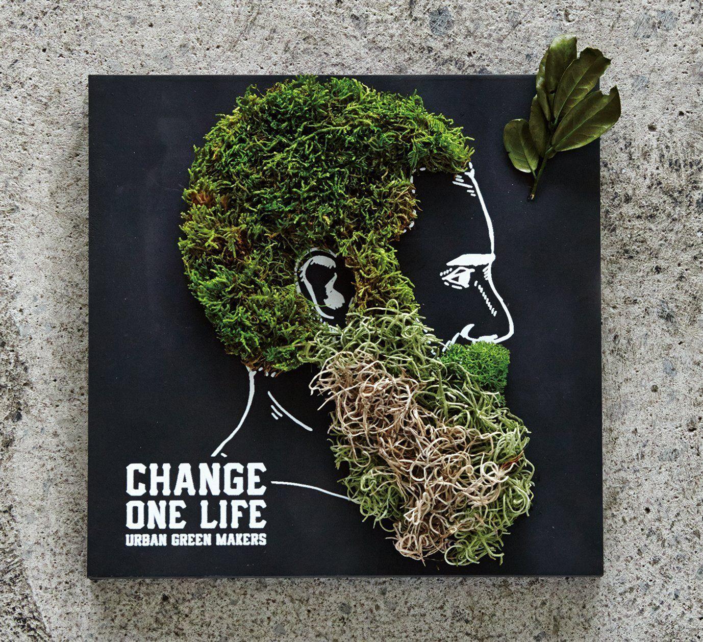 URBAN GREEN MAKERS(アーバングリーンメーカーズ)GREEN ART KIT グリーンアートキット(01 MEN)