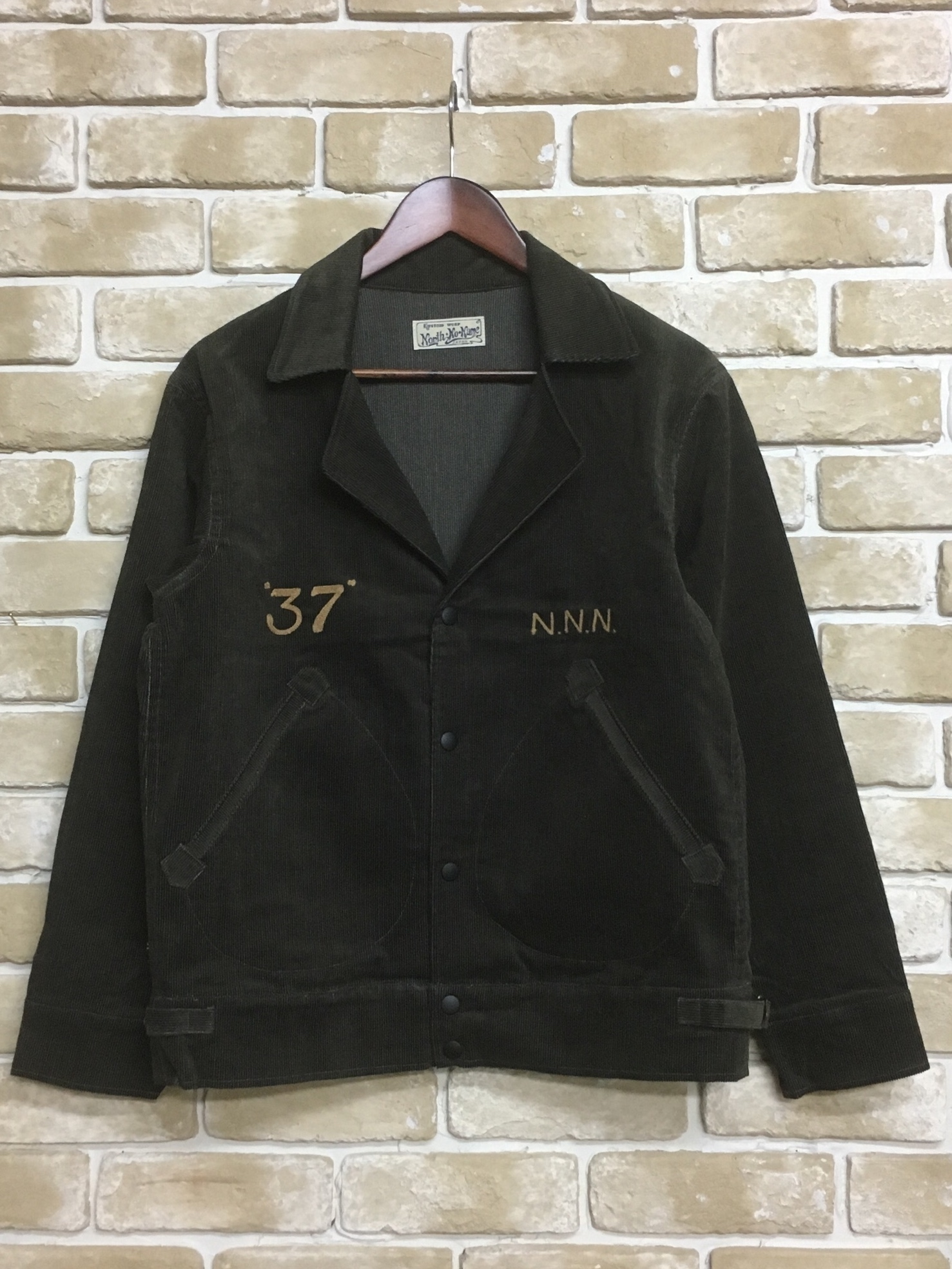 CORDUROY JACKET 2nd Type  <HOT ROD CUSTOM SHOW LIMITED COLOR>