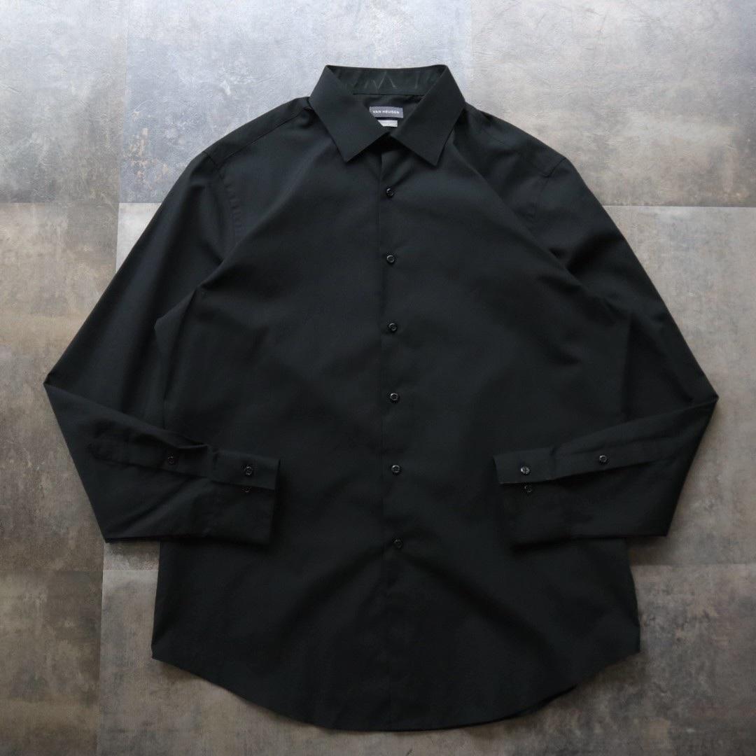 Black classical design shirt