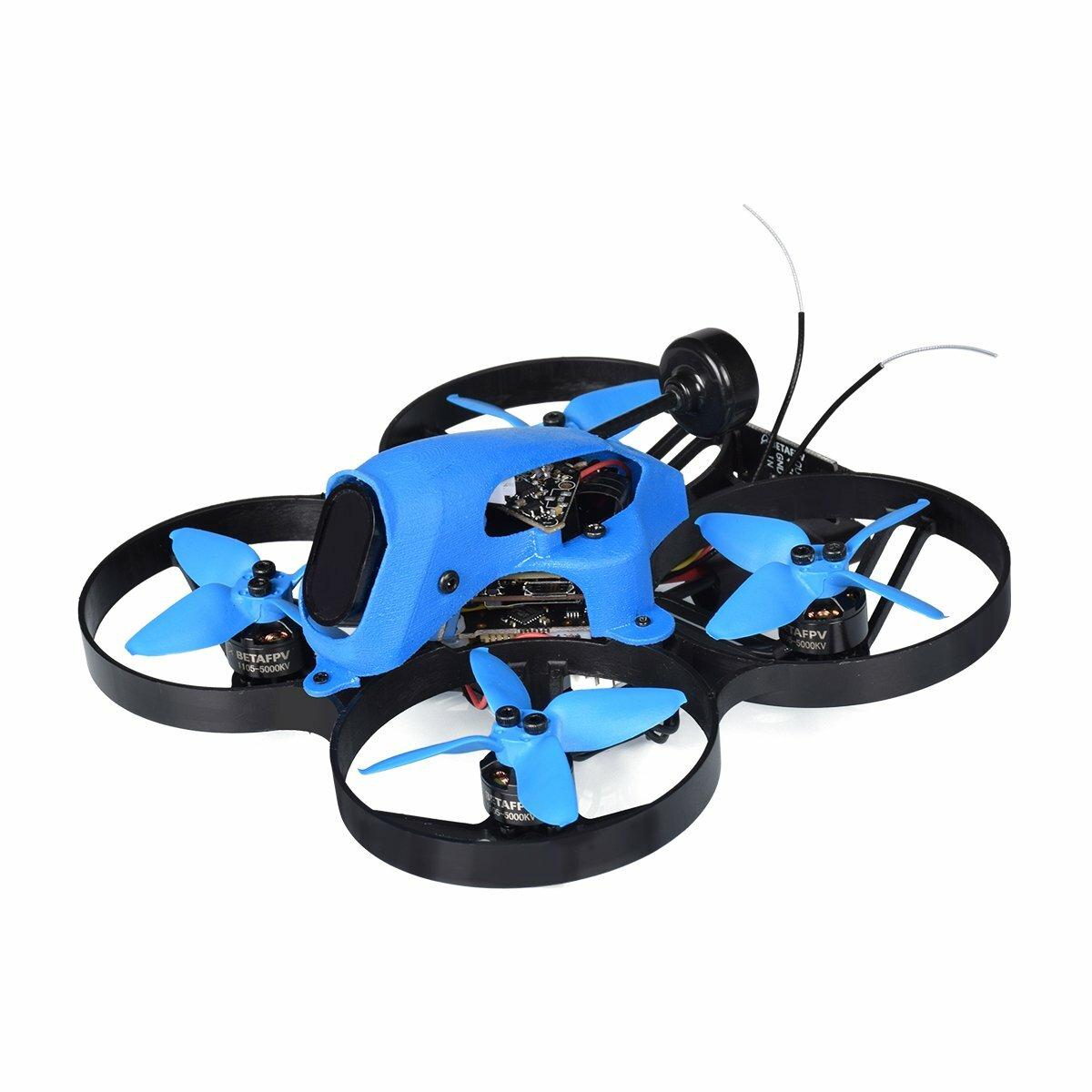 【セット商品】Beta85X 4K Whoop Quadcopter (4S) Futaba(S-FHSS)仕様+450mAh 4S 75C Lipo Battery (2PCS)
