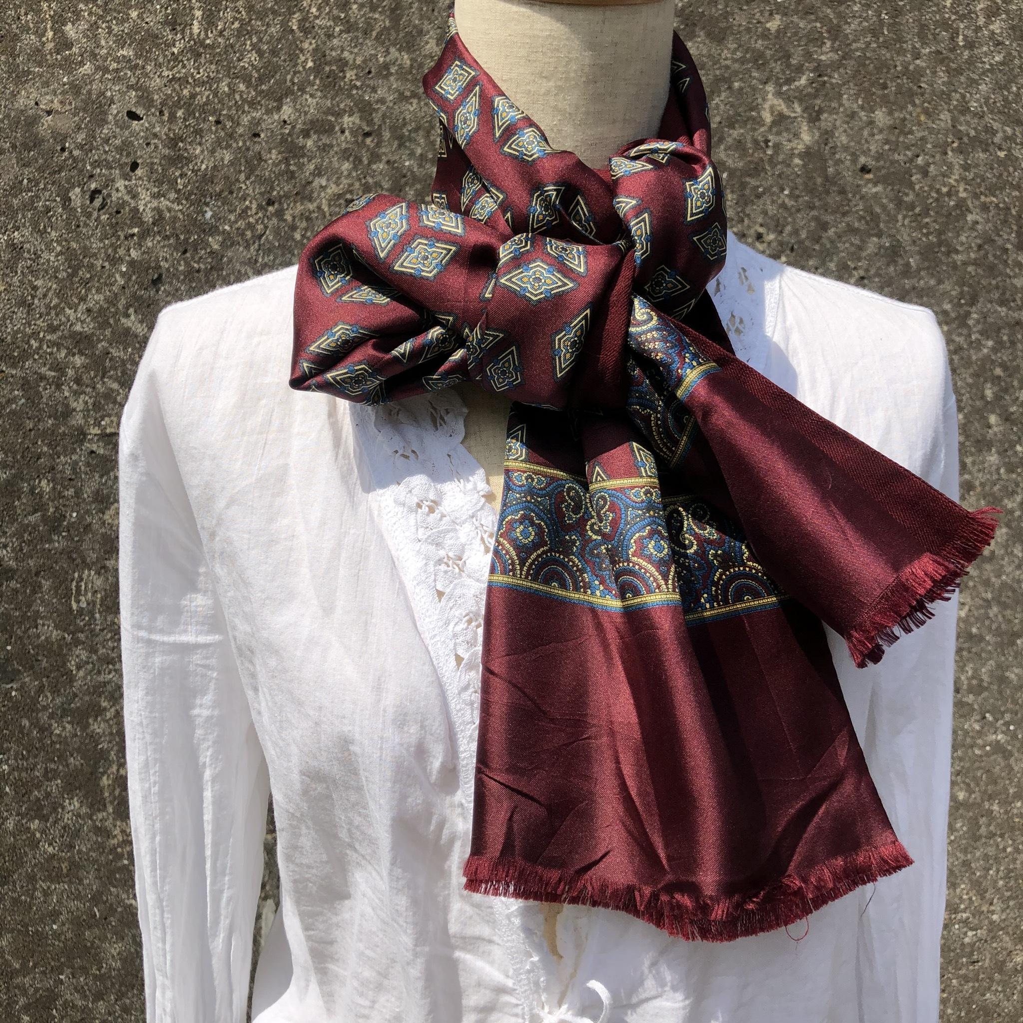 vertical scarf