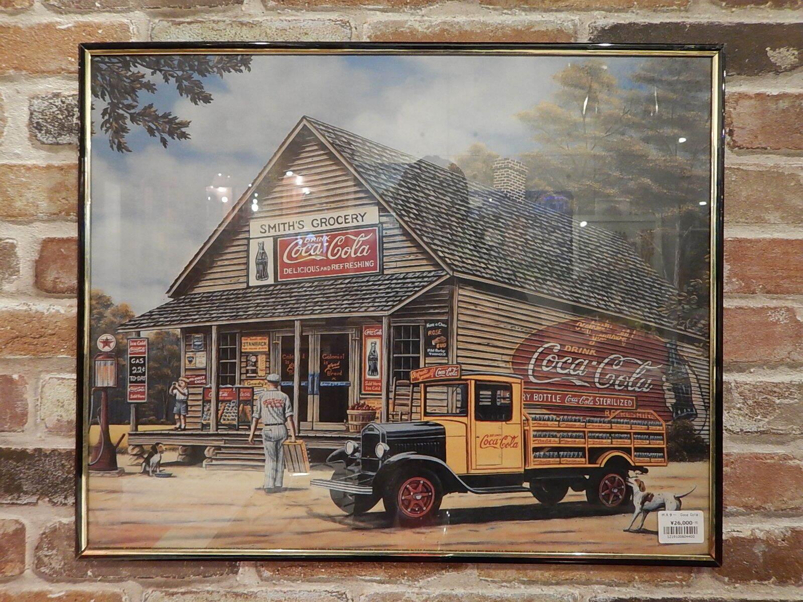 品番4400 ポスター Coca Cola コカ・コーラ アート 011