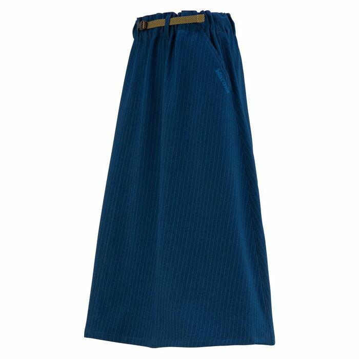 Marmot W's Long Skirt マーモット ウィメンズロングスカート 四角友里コラボ