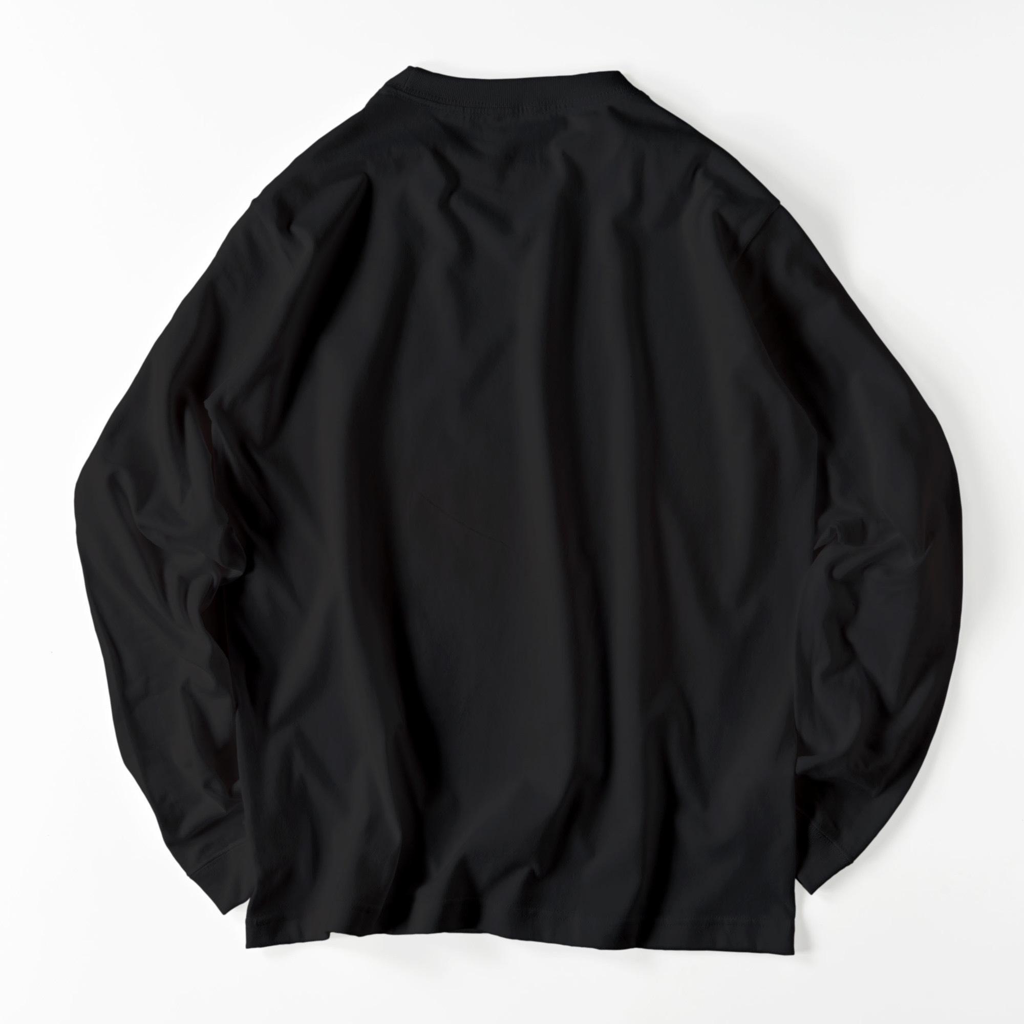 onigiri/BLK/モノトーン【シンプルデザインTシャツ】©mayu_color.888