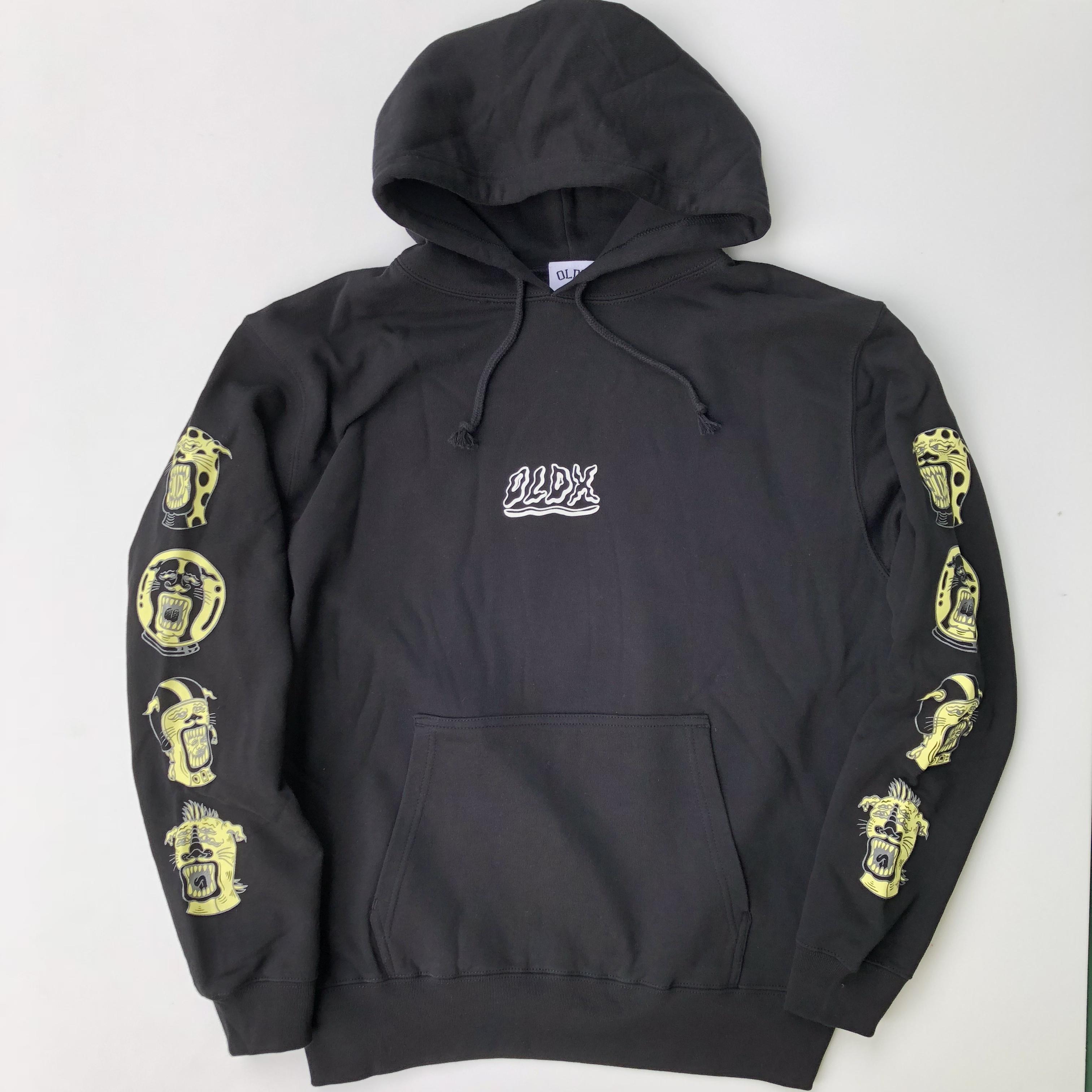 SP hoodie BLACK