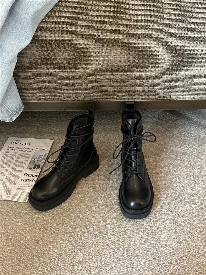 レトロマーティンブーツ【retro martin boots】