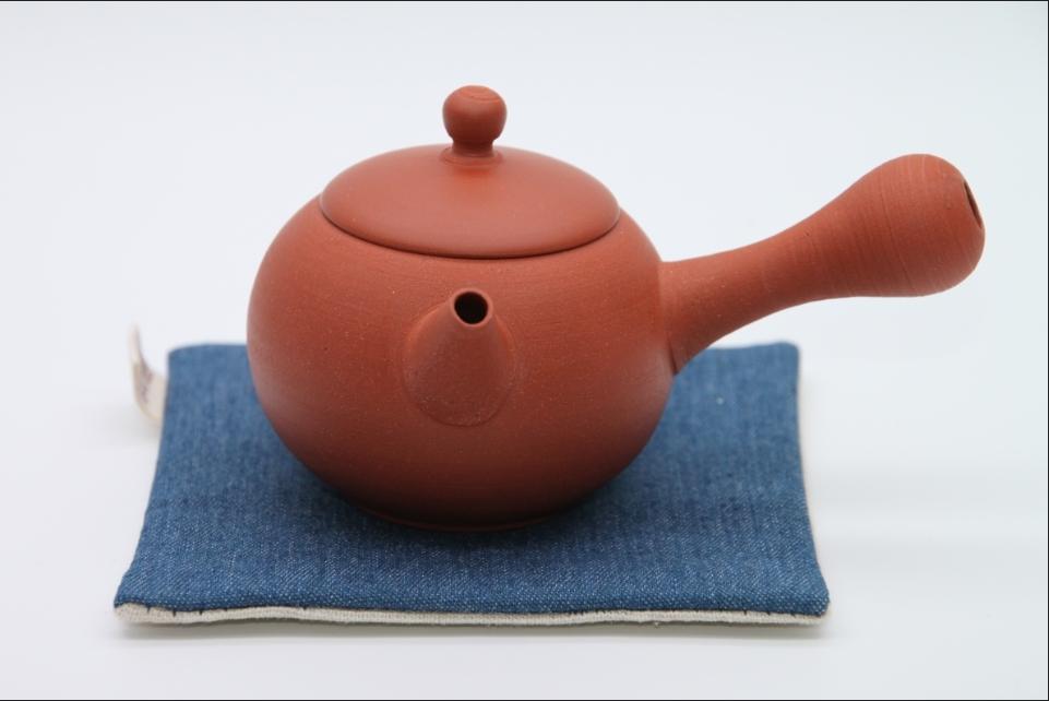 《台湾の急須》茶壺・横手