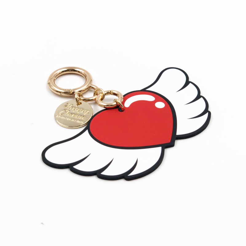 "HAPPY CHARM ""ANGEL HEART"""