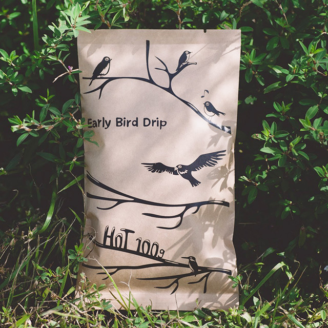 粉or豆 Early Bird Drip 100g