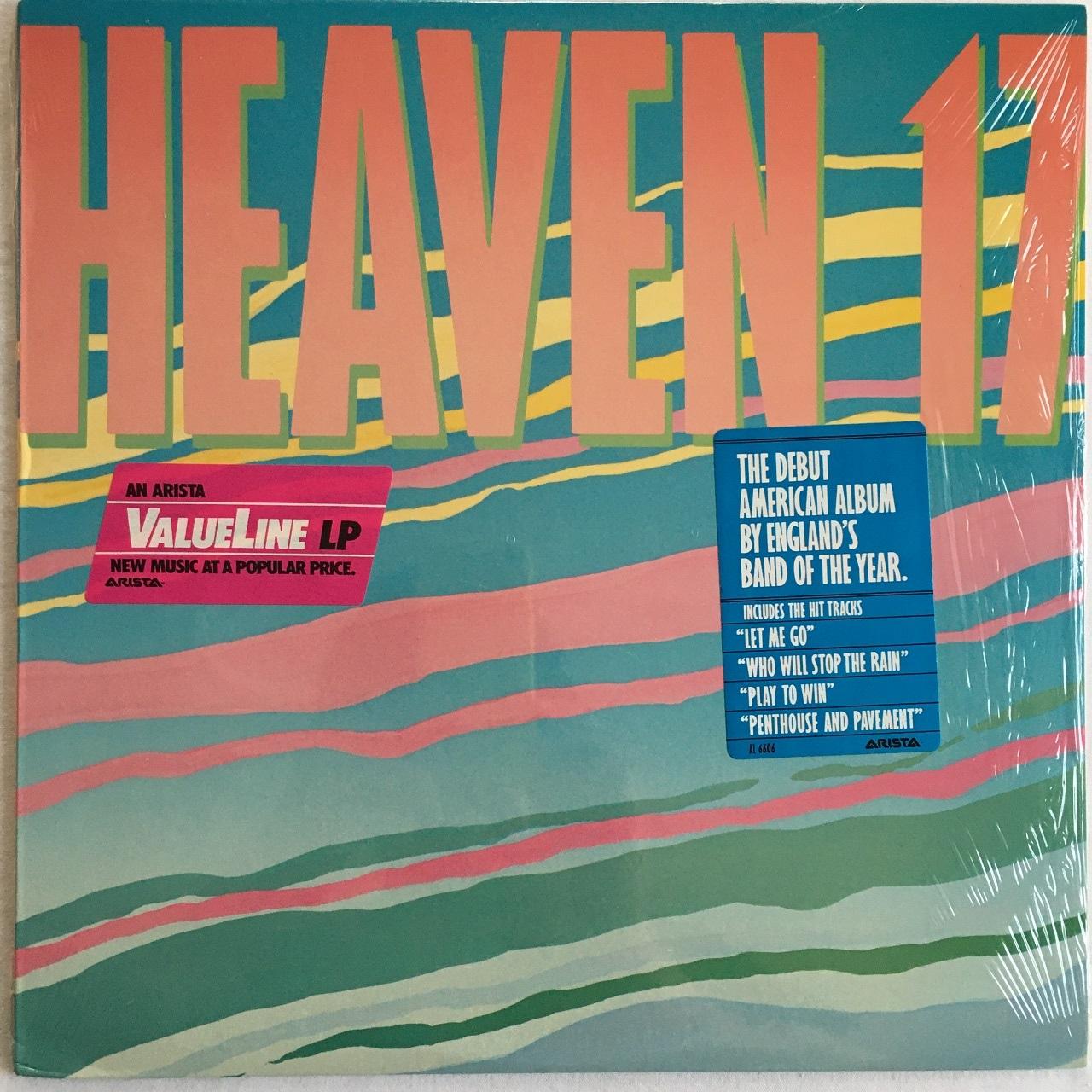 【LP・米盤】Heaven 17 / Heaven 17