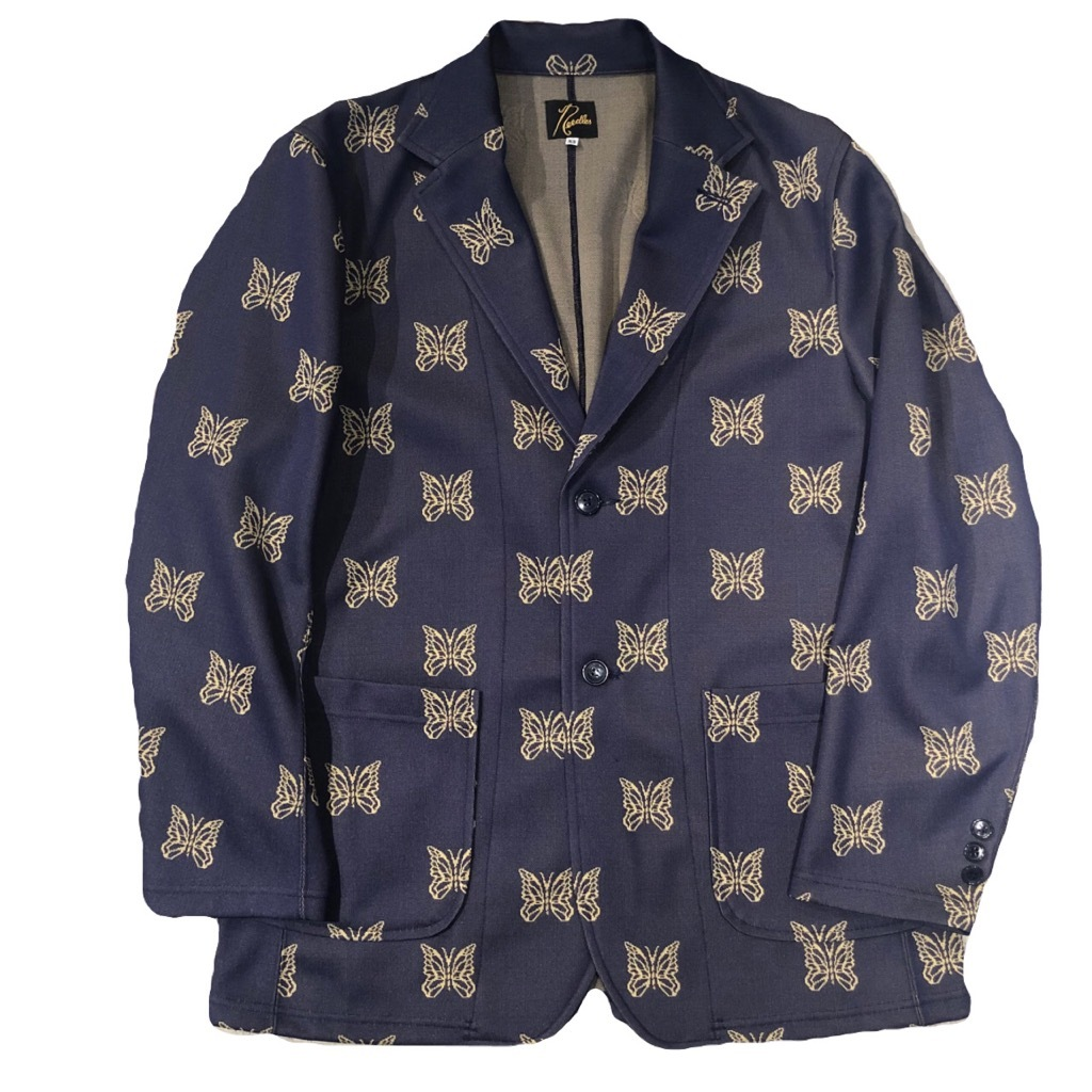NEEDLES Jersey Jacket Purple