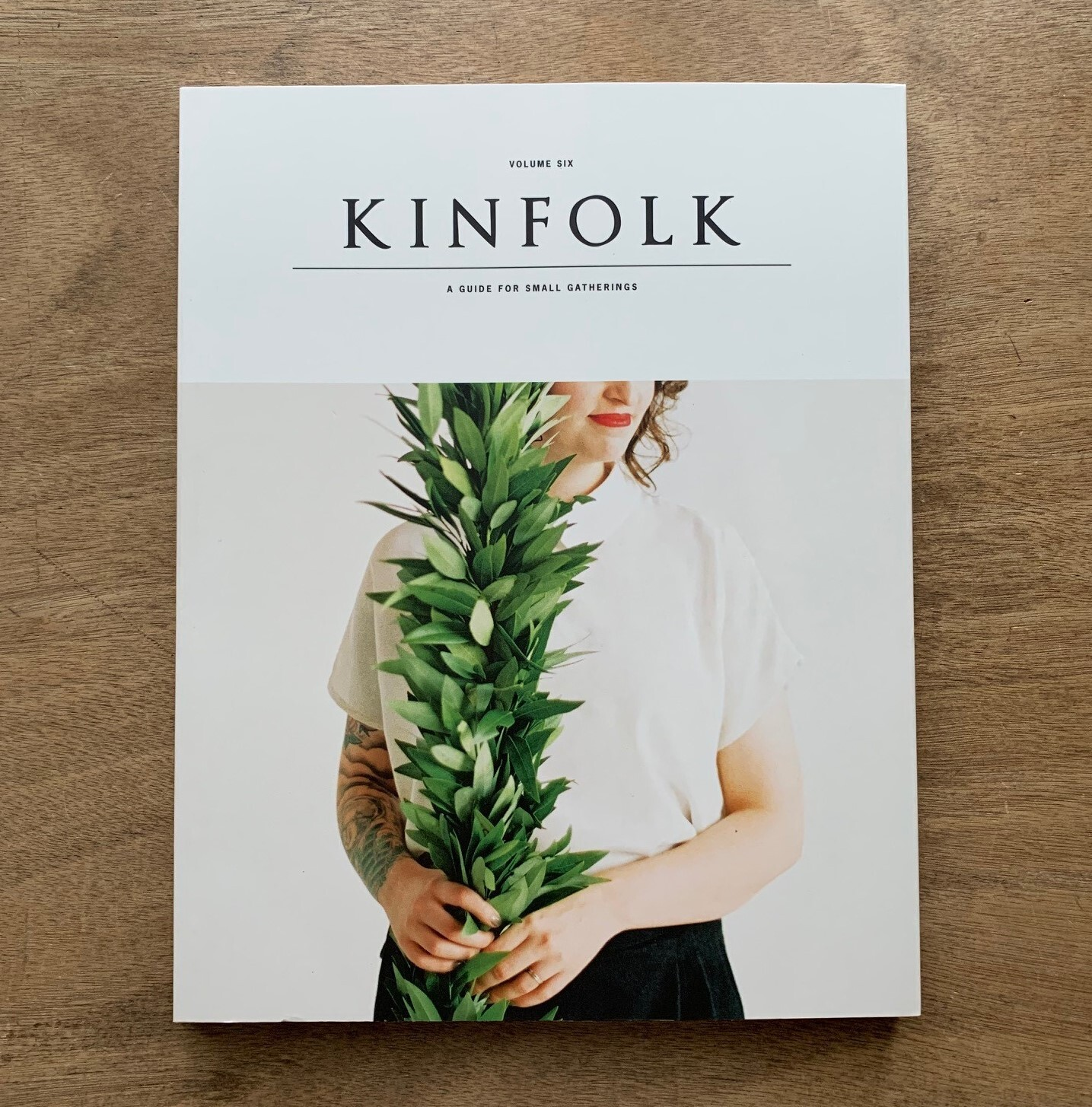 KINFOLK MAGAZINE vol.6 / 2012年