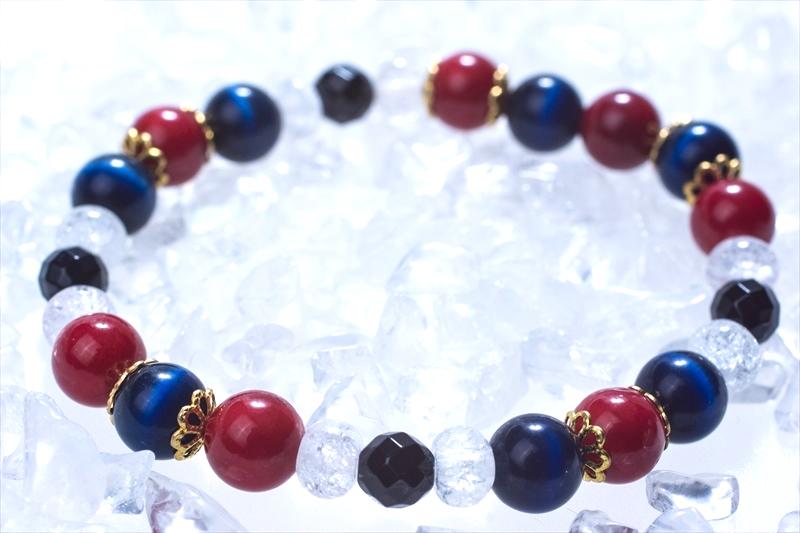 berry stone【パワーストーンブレスレット 】 - 画像2