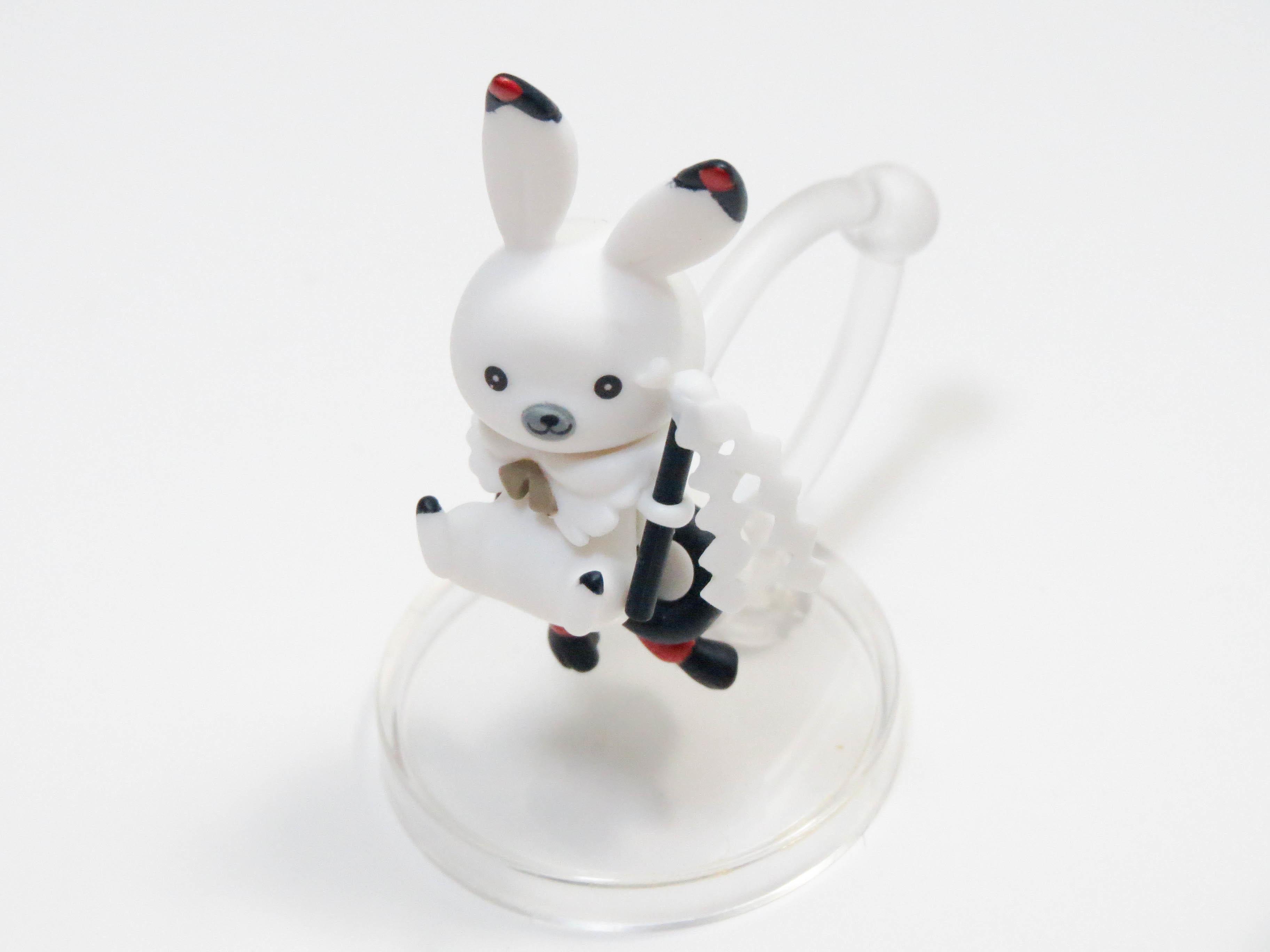 【SALE】【850】 雪ミク タンチョウ巫女Ver. 小物パーツ ラビット・ユキネ ねんどろいど