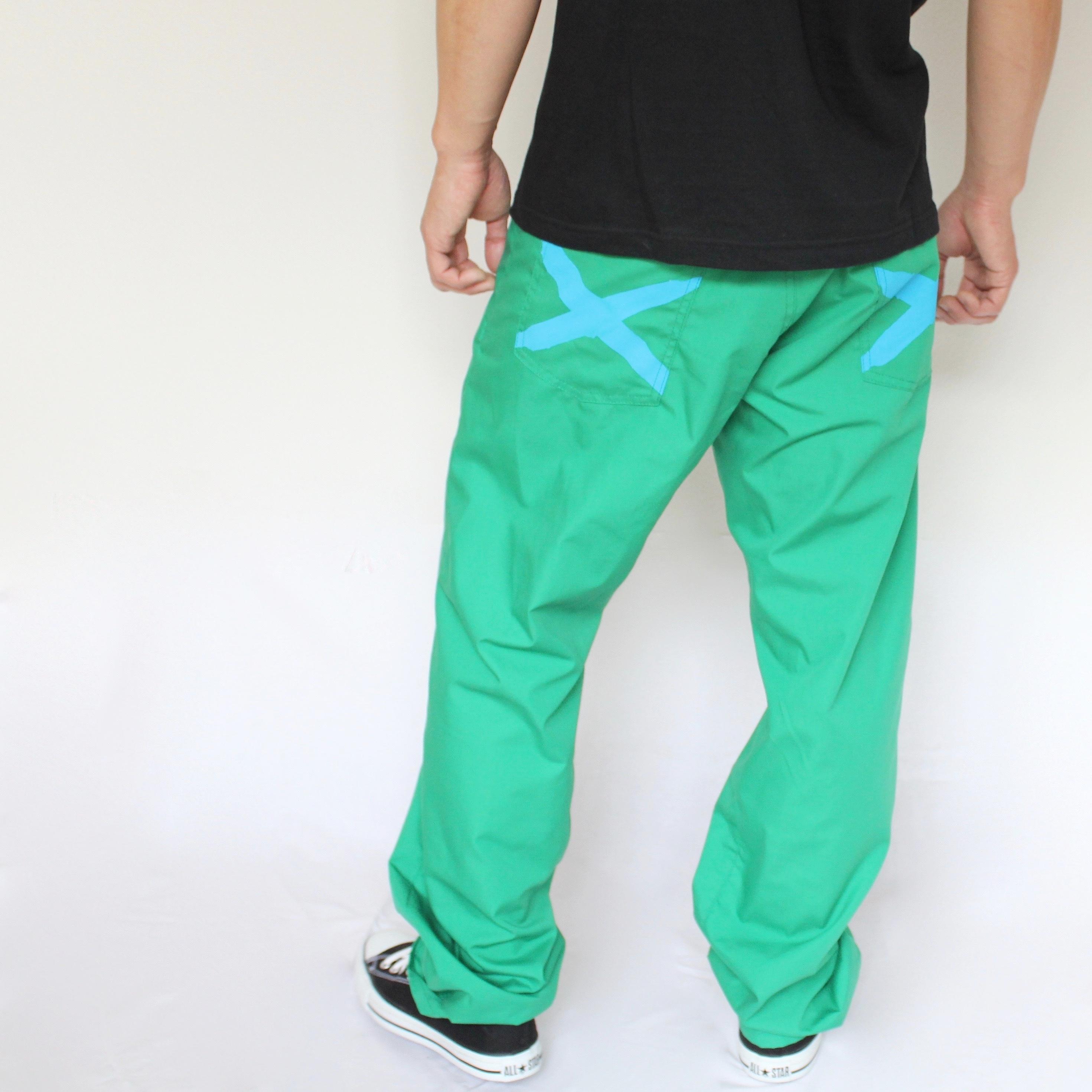 iggy pants GREEN - 画像1
