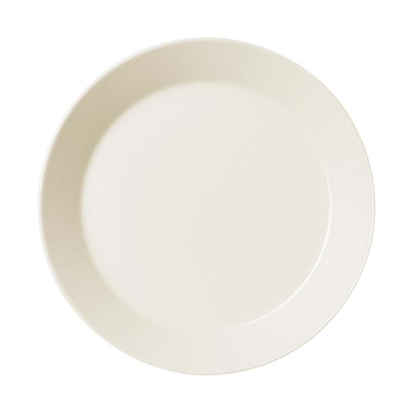 Teema プレート21cm ホワイト