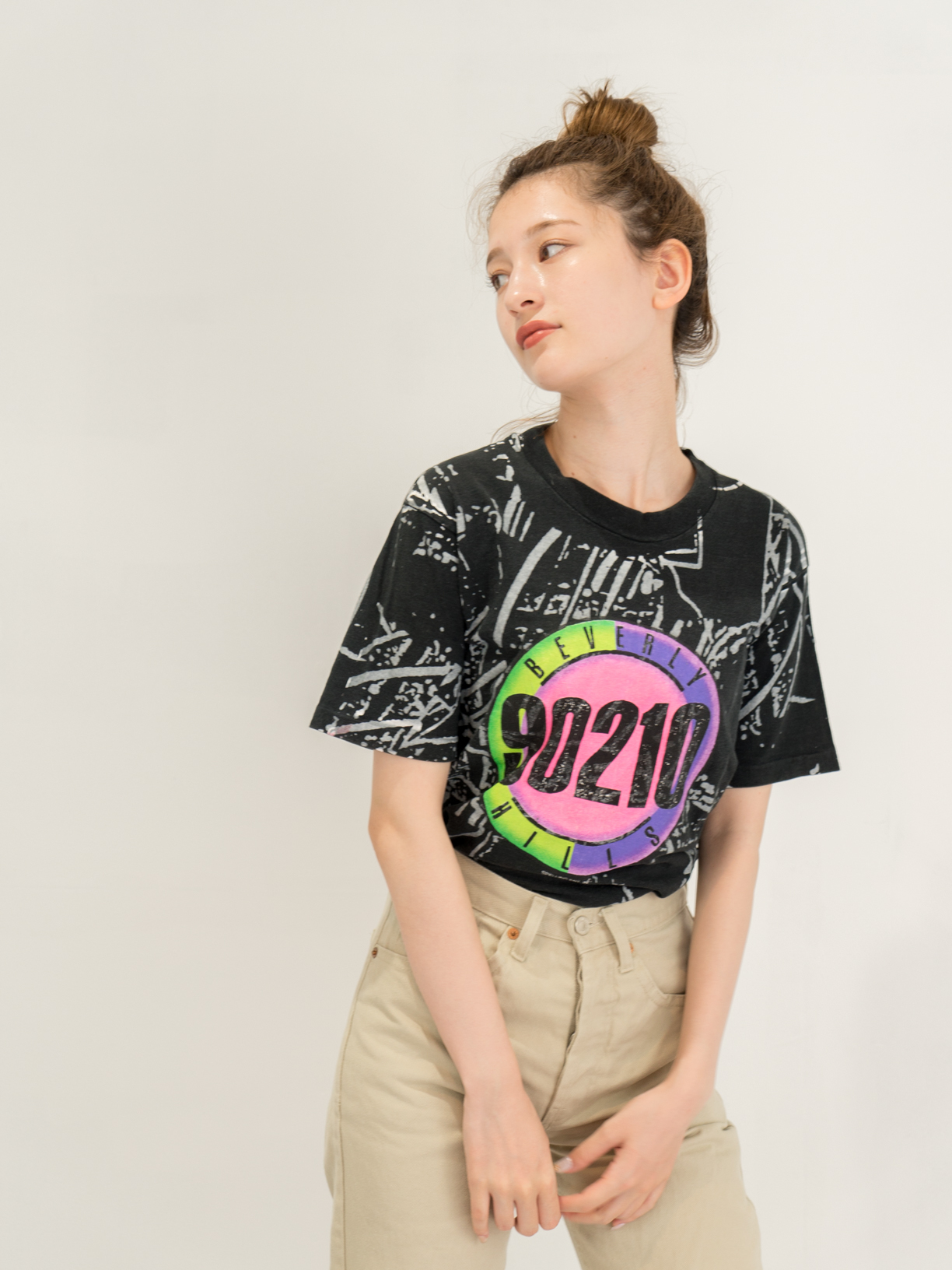 ◼︎90s BEVERLY HILLS 90210 T-shirts from U.S.A◼︎