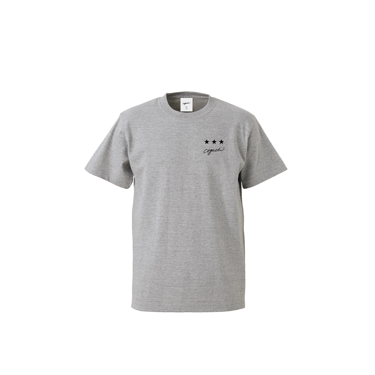 ST T-shirt(HEATHER GRAY)