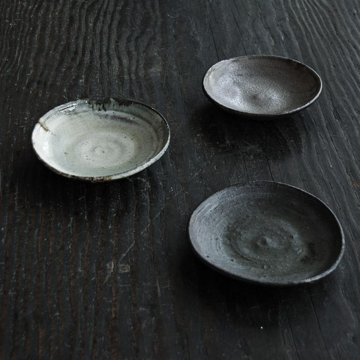 小皿 uchida yoshimi