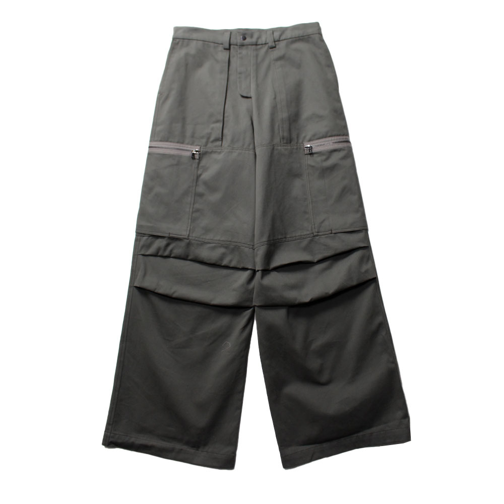 BRYAN JIMENEZ Green Pants