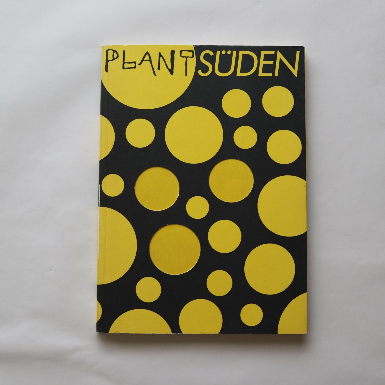 Plant Süden 1/93, 草間弥生 特集  / 編集 宮本純男 / Polling. Verlag Süden