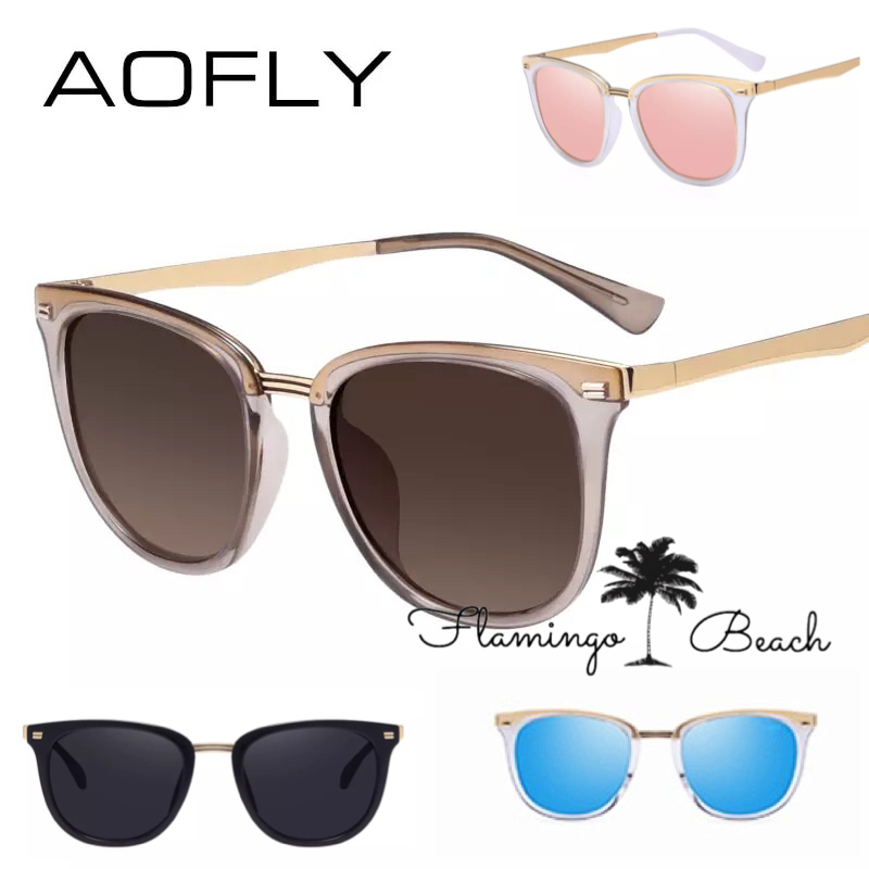 【FlamingoBeach】new color sunglasses