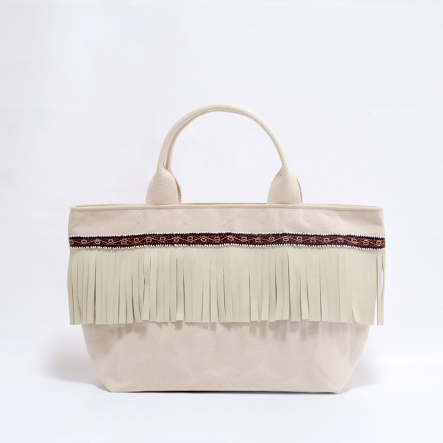 トートバッグ /179-white/ INDIGENOUS GALLERY / PERU ペルー