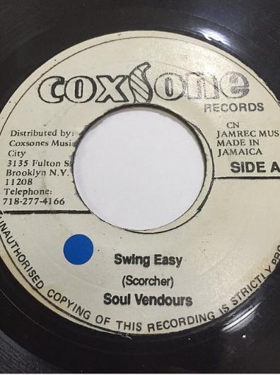 Soul Vendors (ソウル・ベンダーズ) - Swing Easy【7'】